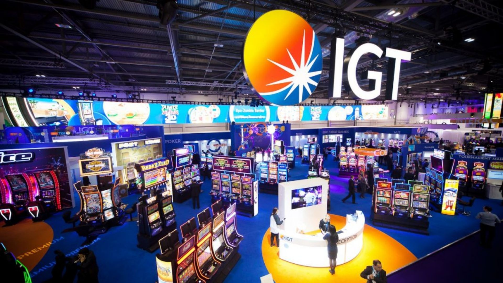 Casino Software Providers igt