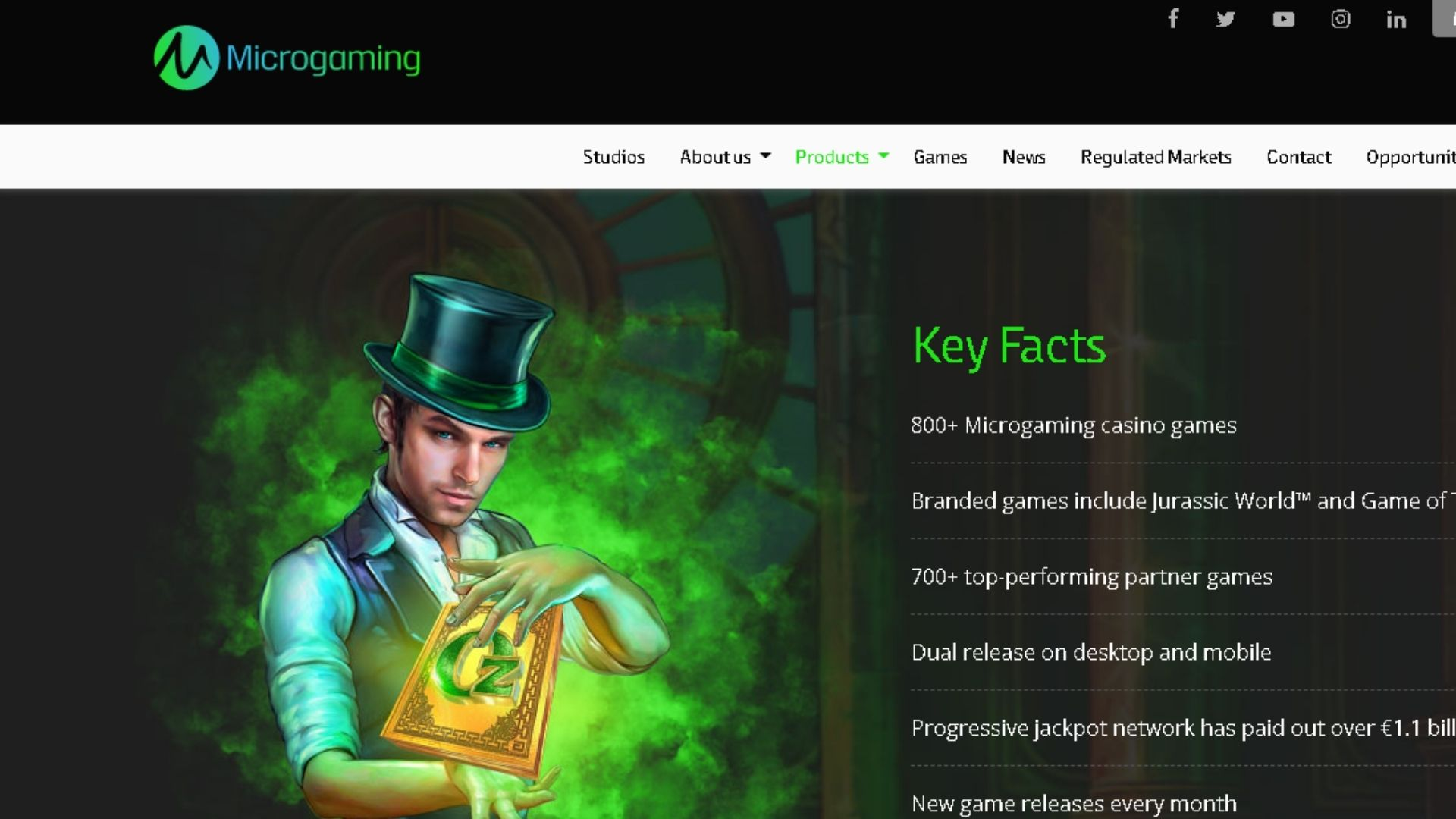Casino Software Providers microgaming